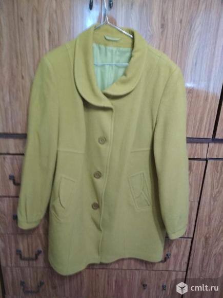Пальто женское осеннее. Фото 1.