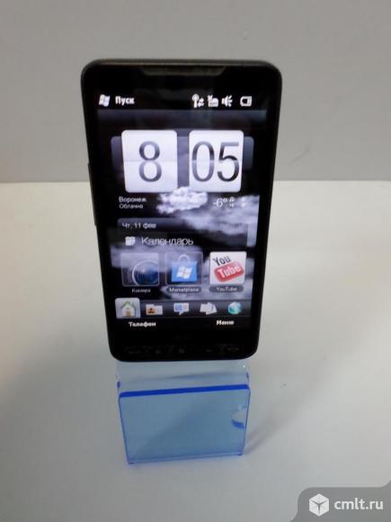 Смартфон HTC hd2. Фото 1.