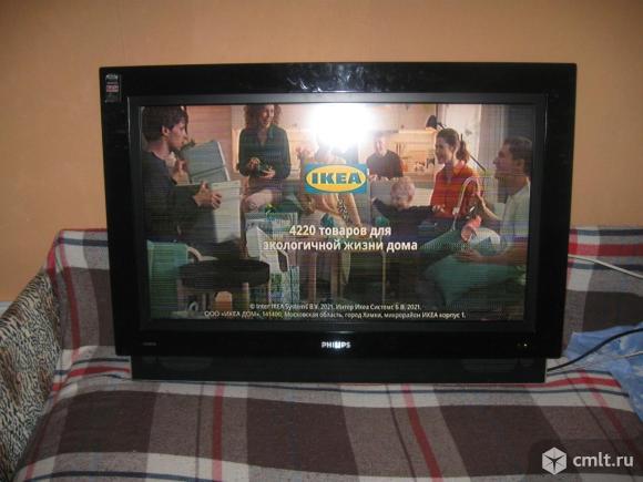 Телевизор ж/к Philips 37pf9731d/10. Фото 1.
