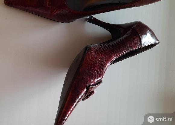 Туфли лакированные. Фото 2.
