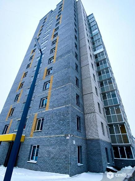 3-комнатная квартира 90,5 кв.м. Фото 1.