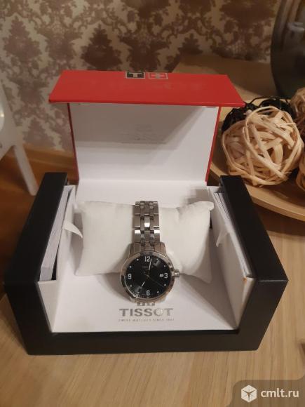 Часы Tissot. Фото 1.