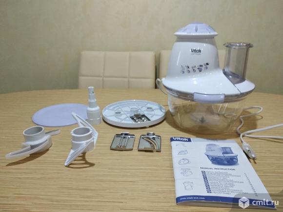 Кухонный комбайн Vitek Optima VT-1604VT. Фото 3.