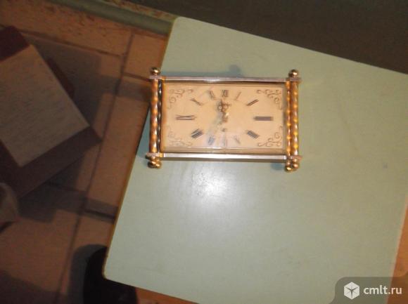 Часы Слава. Фото 1.