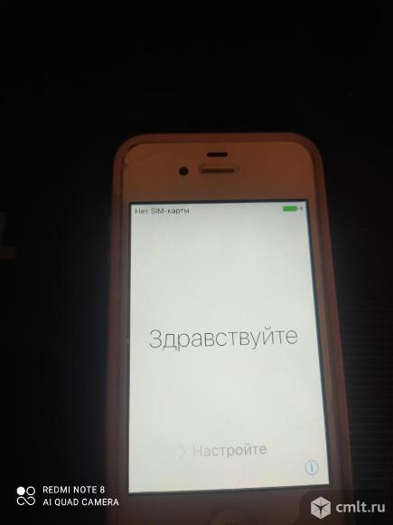 Смартфон Apple4s айфон. Фото 2.