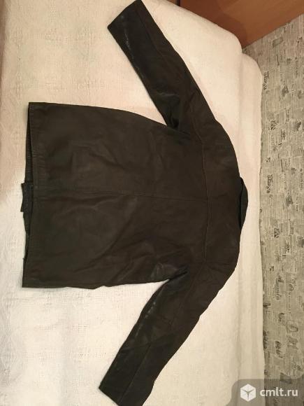 Куртка кожаная мужская Senator Collection. Фото 10.