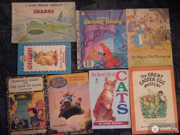 Книги на английском языке. Фото 3.