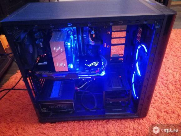 ПК i7-7740X/32Gb 3200MHz/SSD240+2Tb/GTX1070OC 8Gb. Фото 2.