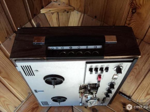 Магнитофон катушечный Астра-207. Фото 8.