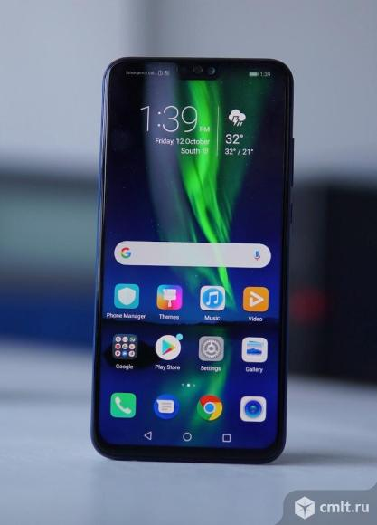 """Как новый 6,5"""" смартфон Honor 8X 4/64GB. Фото 1."""