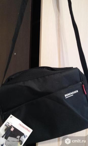 Новая мужская сумка. Фото 1.