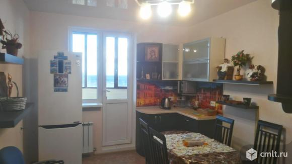 1-комнатная квартира 41,3 кв.м. Фото 1.