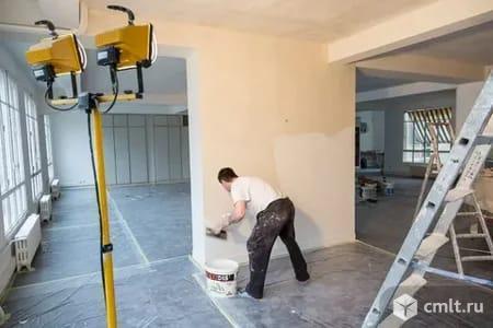 Отделка, ремонт любой сложности домов, коттеджей, офисов, ТЦ, магазинов, производственных помещений.. Фото 1.