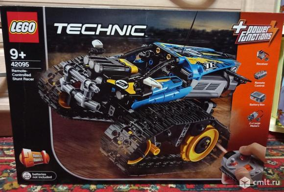 Lego Technic 42095. Новый. Оригинал. Фото 1.