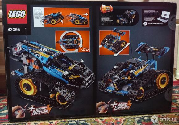 Lego Technic 42095. Новый. Оригинал. Фото 2.