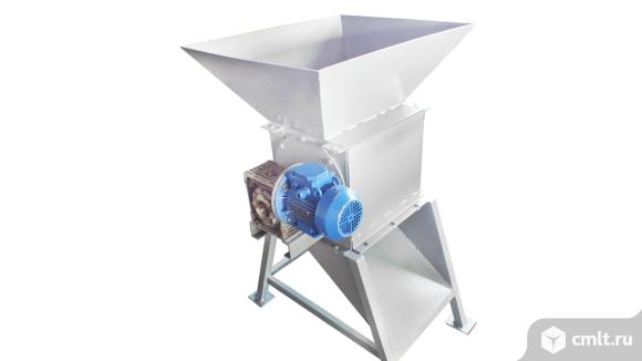 Дробилка для отходов газобетонного производства ДГ-200-П. Фото 1.