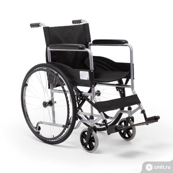 Кресло-коляска для инвалидов Армед H 007. Фото 2.