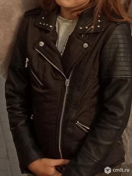 Куртка-косуха. Фото 1.