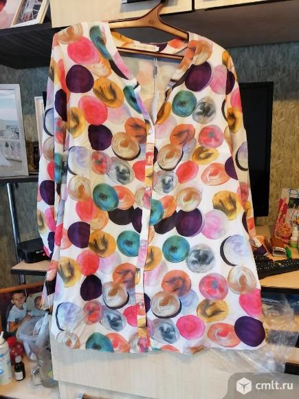 Новая блузка. Фото 4.