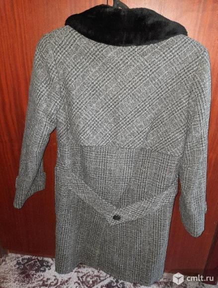 Пальто зимнее для мальчика - размер 146-68. Фото 2.