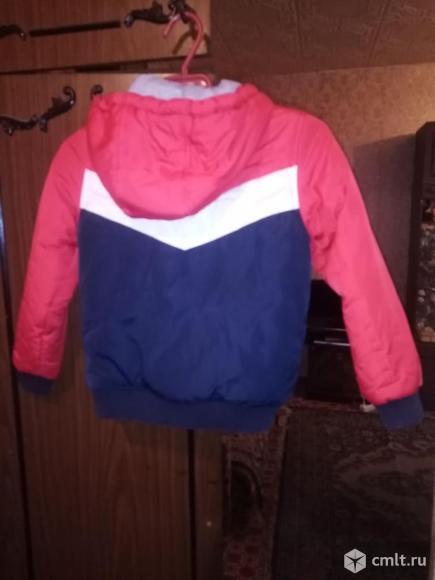 Куртка демисезон для мальчика 5-7 лет. Фото 3.