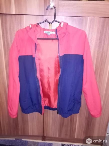 Куртка-ветровка modis для мальчика на 9-10 лет. Фото 1.