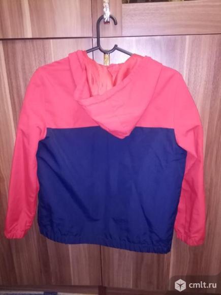Куртка-ветровка modis для мальчика на 9-10 лет. Фото 2.