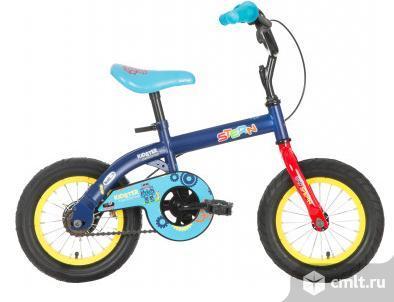 "Беговел- Велосипед детский Stern Kidster Transformer 12"". Фото 1."
