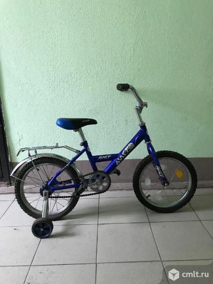 "Велосипед детский Аист 16"". Фото 1."