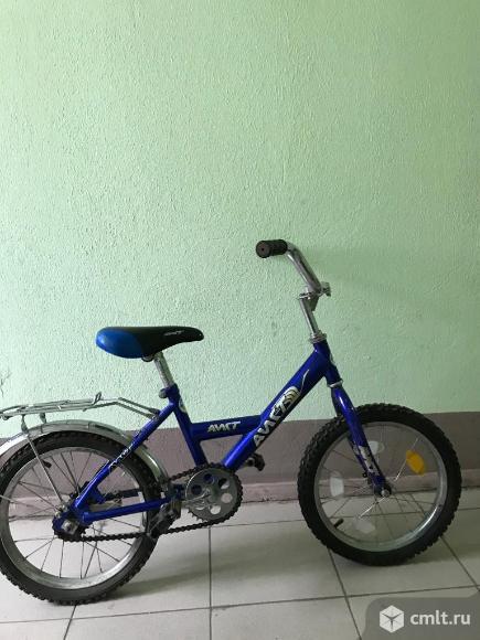 "Велосипед детский Аист 16"". Фото 3."