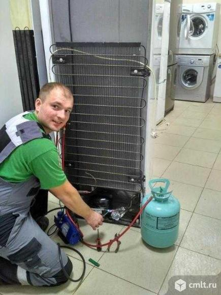 Ремонт стиральных машин, посудомоечных машин и холодильников. Фото 1.