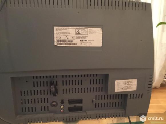 Телевизор кинескопный цв. Philips A68ERF042X044. Фото 3.