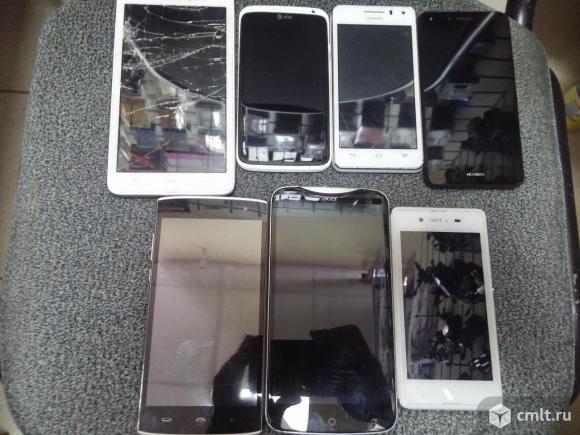Телефоны на запчасти или восстановление. Фото 7.