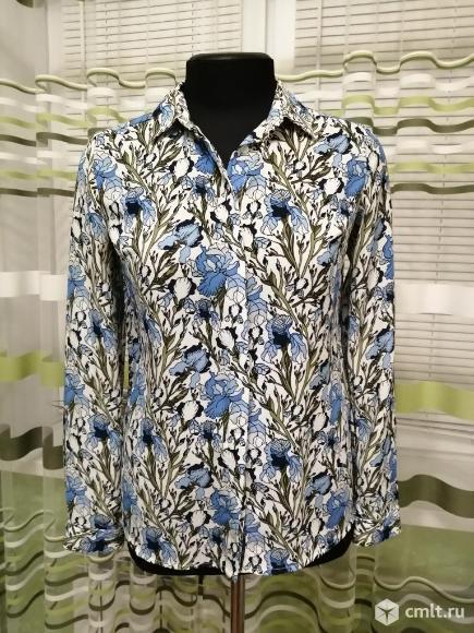 Нарядная блузка. Фото 1.