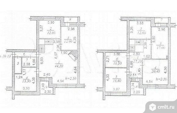 Продается 7-комн. квартира 191.6 кв.м.. Фото 1.
