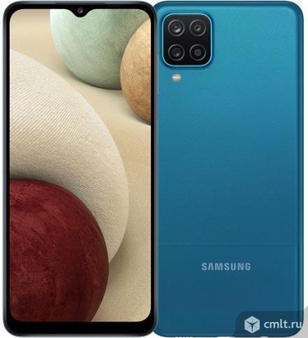 """Новый 6,5"""" смартфон Samsung А12 4/64. Фото 1."""