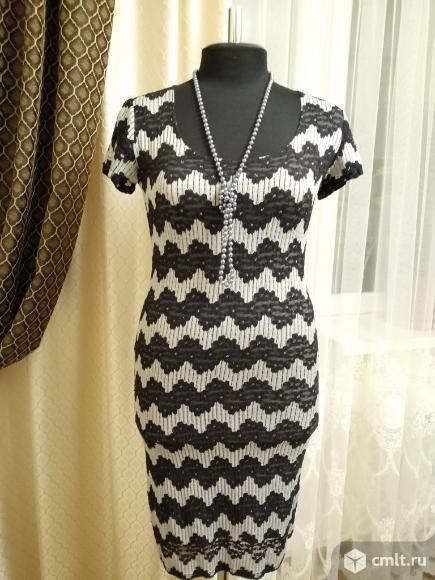 Гипюровое платье. Фото 1.