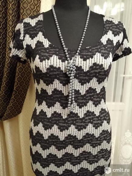 Гипюровое платье. Фото 5.