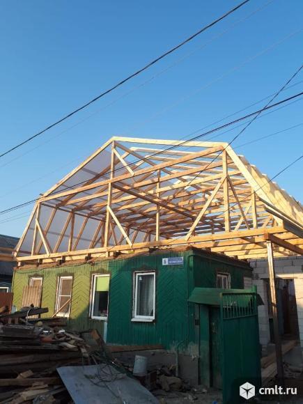 Строительная бригада выполнит все виды строительных работ. Фото 1.
