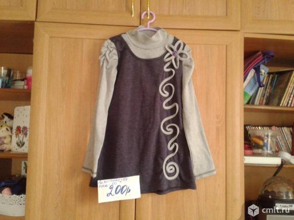 Платья для девочки 8-9 лет.. Фото 2.
