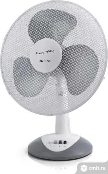Настольный вентилятор Ariete 847. Фото 1.