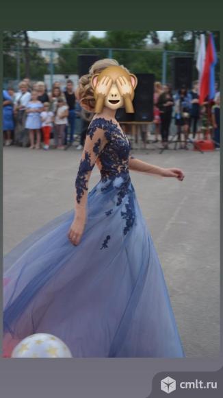 Продаю выпускное платье. Фото 1.