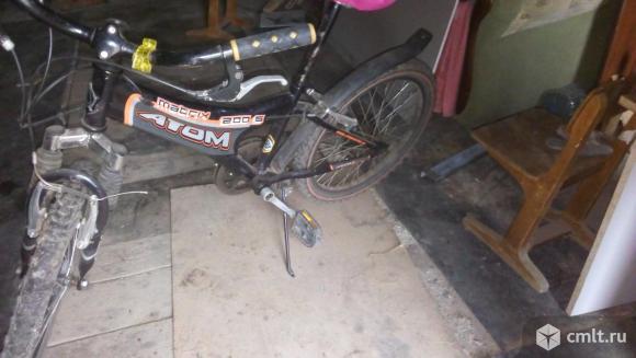Продам велосипед б/у. Фото 1.