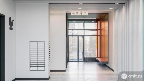 2-комнатная квартира 32,51 кв.м. Фото 8.