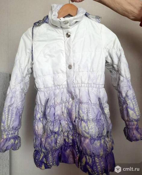 2 весенних курточки. Фото 1.