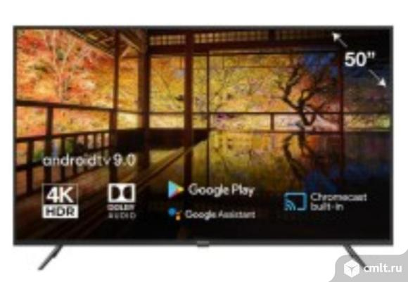 """Новый гарантия 50""""(127см) 4k UHD Smart TX-50HXR700. Фото 1."""