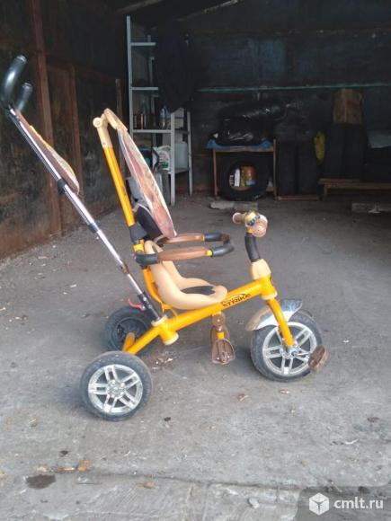 Детский велосипед Navigator Strike. Фото 1.