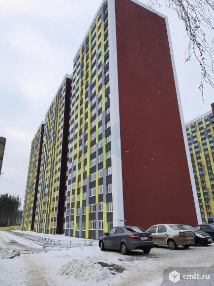 1-комнатная квартира 42,8 кв.м. Фото 1.