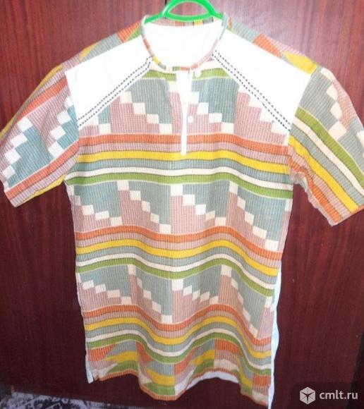 Мужская национальная африканская одежда. Фото 1.