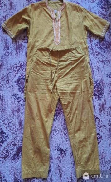 Мужская национальная африканская одежда. Фото 9.
